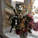 お花の香りが漂って。。。」